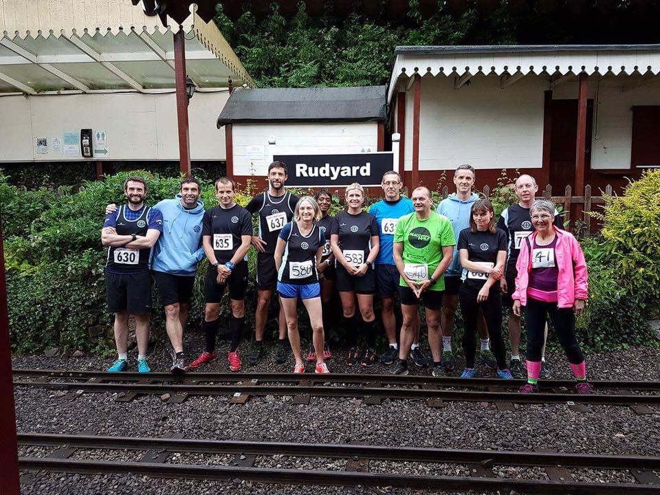 Striders at the Rudyard SMAC