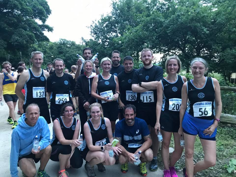 Striders at the Wizard 5
