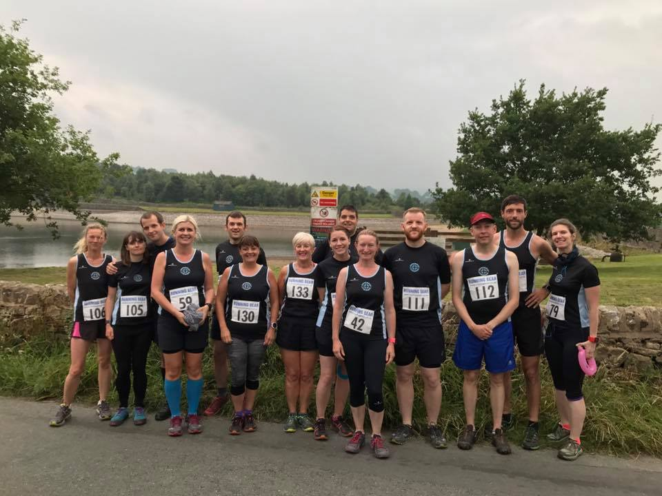 Striders at Macclesfield Forest 5